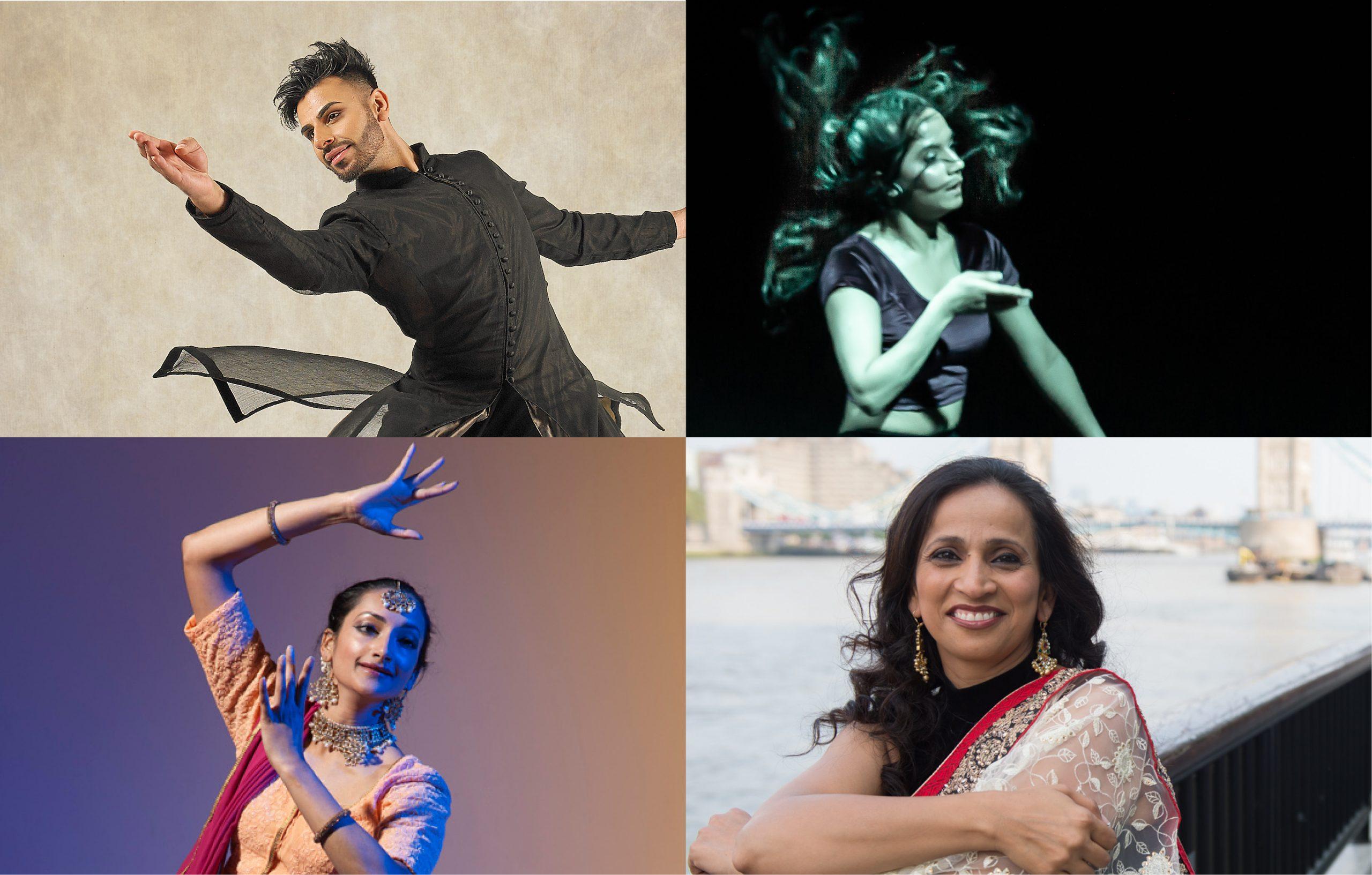 Shyam, Parbati, Meera, Urja